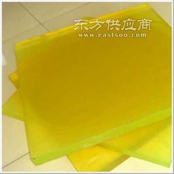 耐油PU棒淡黄色PU棒图片