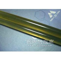 PU聚氨酯淡黄色PU棒图片