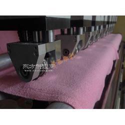超声波抹布切割机全自动毛巾布切割机图片