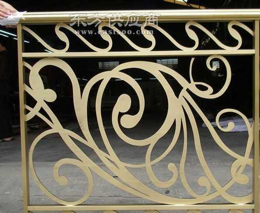 赛阳不锈钢欧式屏风图片
