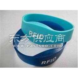 JTrfid-硅橡胶RFID手表型腕带图片