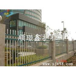 锌钢栅栏组装栅栏供货商图片