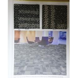 【地毯】、办公室方块地毯、广州千盈地毯装饰图片