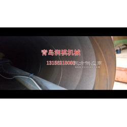 钢管内壁喷砂机钢管内外壁抛丸机钢管内壁抛丸机润祺图片