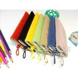 供应眼镜布袋礼品袋双层绒布袋图片