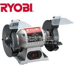 日本利优比RYOBI台式砂轮机HBG-6E图片