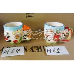 定制轻质卡通杯 陶瓷卡通杯定制 广告礼品杯图片