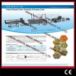 方便面生产线 大型油炸方便面生产线图片