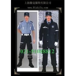 夏季保安服定做 保安服图片