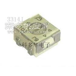 单圈贴片可调电位器 3314G系列可调电位器图片