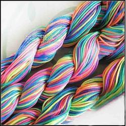 编织线彩色图片