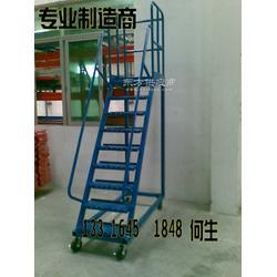 物料搬運平臺梯圖片