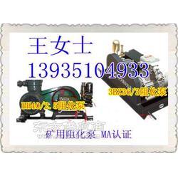 煤矿用灭火液压泵 煤矿常备防火设备阻化泵 安全防爆图片