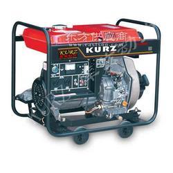 3千瓦电启动柴油发电机库兹3kw柴油发电机厂家图片