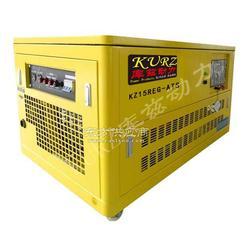 黑龙江25kw汽油发电机当地经销商图片