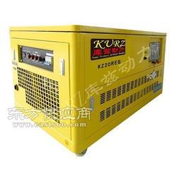 重庆15kw汽油发电机多少钱图片