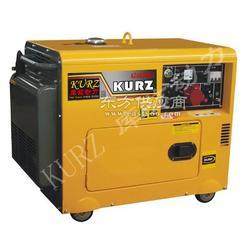 KZ6800SE5kw静音柴油发电机生产厂家图片