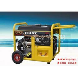 KZ6800EW库兹190A柴油发电电焊两用机活动图片