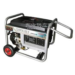 便携式三相5KW汽油发电机是多少图片