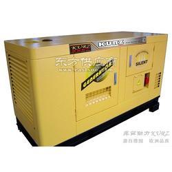 超静音100KW柴油发电机组报价图片