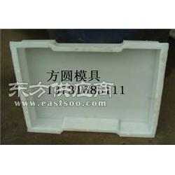厂家流水槽盖板模盒图片