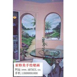 成都壁画工程_亚特美艺术_幼儿园墙绘壁画工程图片