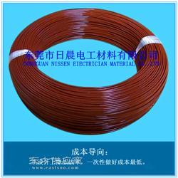 供应UL1332铁氟龙高温线20AWG红色铁氟龙电子线图片