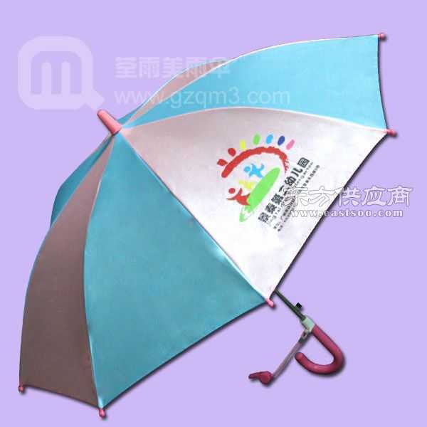 儿童雨伞厂 生产景泰幼儿园儿童伞图片