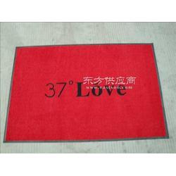 品牌连锁店门口广告标志识地毯尼龙橡胶印花地毯图片