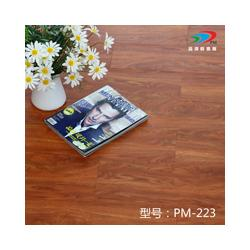 PVC底方块地毯图片