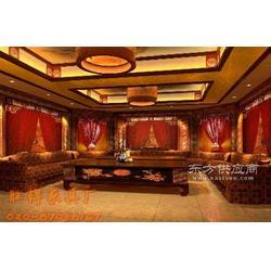 KTV沙發量版式沙發酒店沙發西餐廳沙發圖片