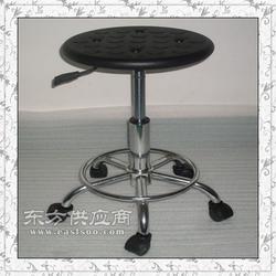 pu发泡防静电凳子 靠背椅工作椅子专业定制图片