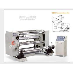 包装材料立式自动分切机图片