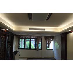 联泰香域尚城中央空调、特美悦空调特灵专卖、中央空调工程图片