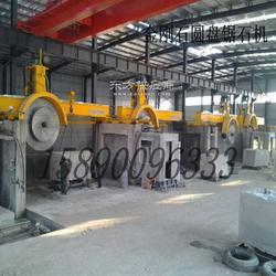 桥式锯石机 2200型桥式锯石机 腾超石材机械图片