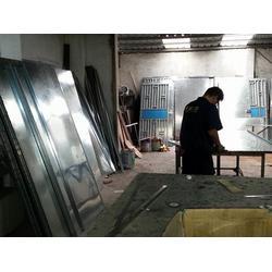 装铁门-睿鑫门窗-铁门图片