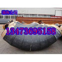 聚乙烯夹克管预制高密度聚氨酯保温管厂家图片