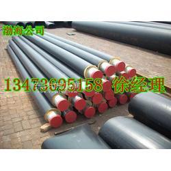 预制聚氨酯蒸汽保温管预制聚氨酯保温管图片