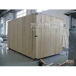 熏蒸木箱/出口木箱/特大实木包装箱图片