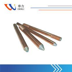 镀铜接地棒 有效降低接地电阻材料 铜层厚度厚价格