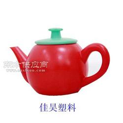 吹塑加工 吹塑茶壶 塑料茶壶图片