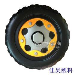 吹塑加工 吹塑车轮 塑料车轮图片
