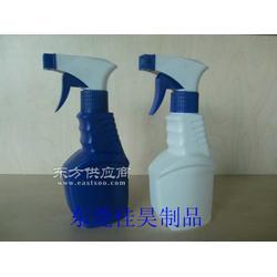 供应吹塑塑料瓶清洁剂瓶 喷枪式塑料瓶 吹塑加工图片