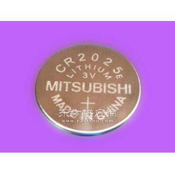 MITSUBISHI三菱CR2025纽扣电池鋰锰电池图片