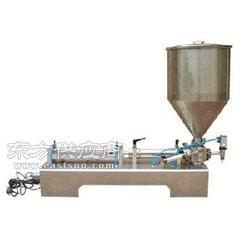 颗粒浆状灌装机 苹果酱灌装机图片