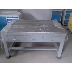 东莞钢板飞模台、模具车间飞模桌定做、富新源钢板飞模台厂家图片