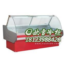 供应周黑鸭一样款式的熟食柜哪家便宜图片