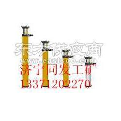 DWX型悬浮式单体液压支柱规格液压支柱图片
