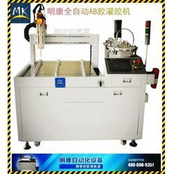明康柱塞泵配胶灌胶一体化双液灌胶机M1200J图片
