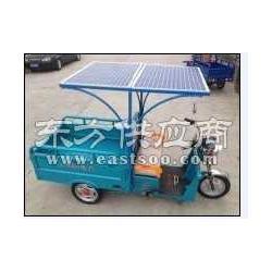 太阳能电动车图片